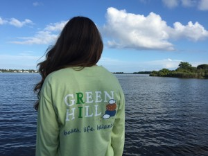 Green Hill Long Sleeved T Shirt