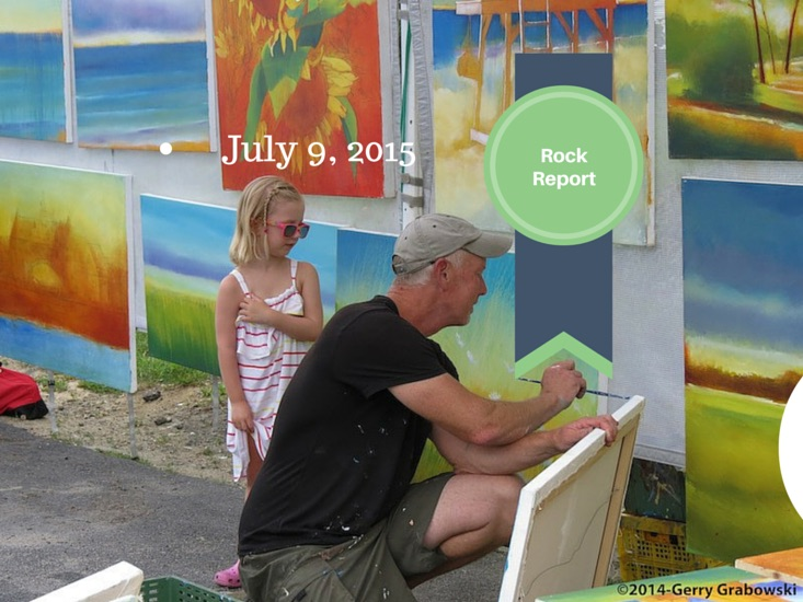 Rock Report Wickford Art Festival