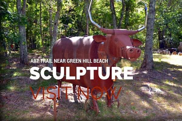 South Kingstown Sculpture Trail