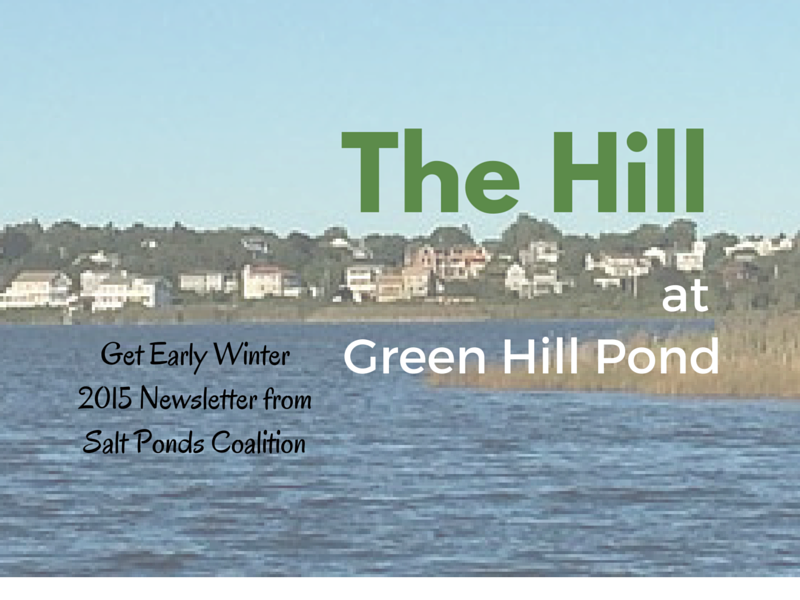Love Green Hill Pond