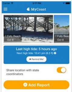 My Coast App