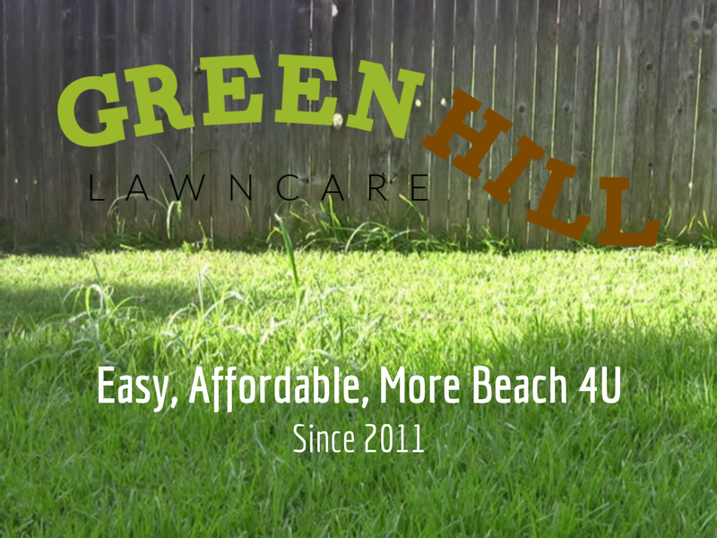 Green Hill Lawncare