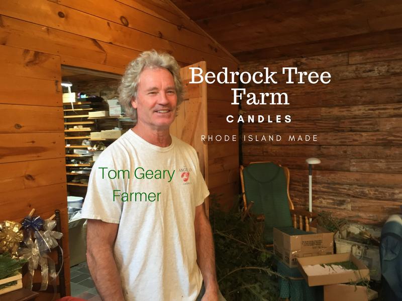 Bedrock Tree Farm Candles