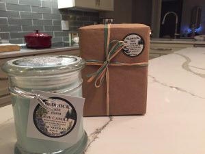 Bedrock Tree Farm Candles